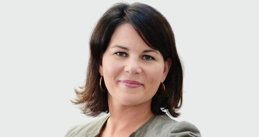 Annalena Baerbock - Bundesvorsitzende BÜNDNIS 90/DIE GRÜNEN