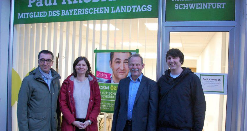 Wahlkreisbüroeröffnung Paul Knoblach
