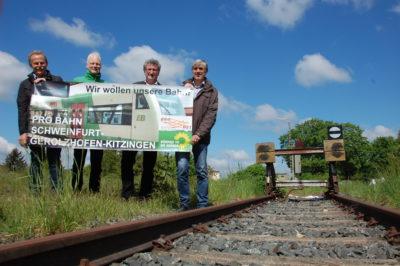 GRÜNE: Pro Reaktivierung der Steigerwaldbahn