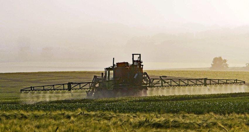 Pestizideinsatz in der Landwirtschaft