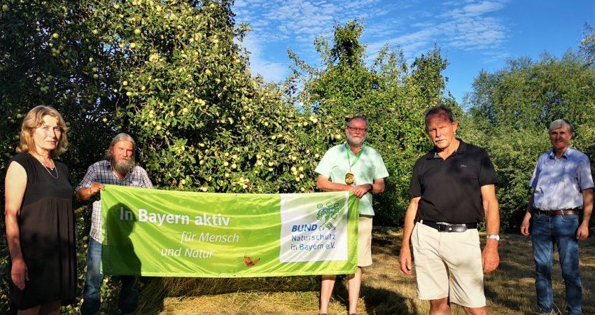 Biotopschutz für Streuobstwiesen