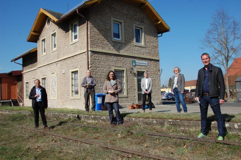 GRÜNE kämpfen weiter für die Steigerwaldbahn - BEG muss Berechnungsmethodik der umstrittenen Studie offenlegen